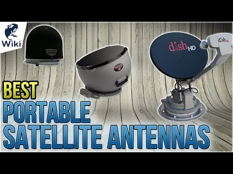 8 Best Portable Satellite Antennas 2018