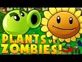 PLANTS VS ZOMBIES HOW TO NEVER LOSE LIVES w/ Tewtiy!