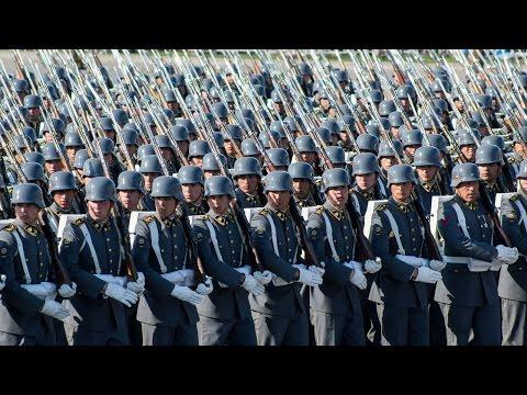 Gran Parada Militar Chile 2015 HD 720p Parte (4/4)
