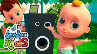 Looby Loo - THE BEST Songs for Children | LooLoo Kids