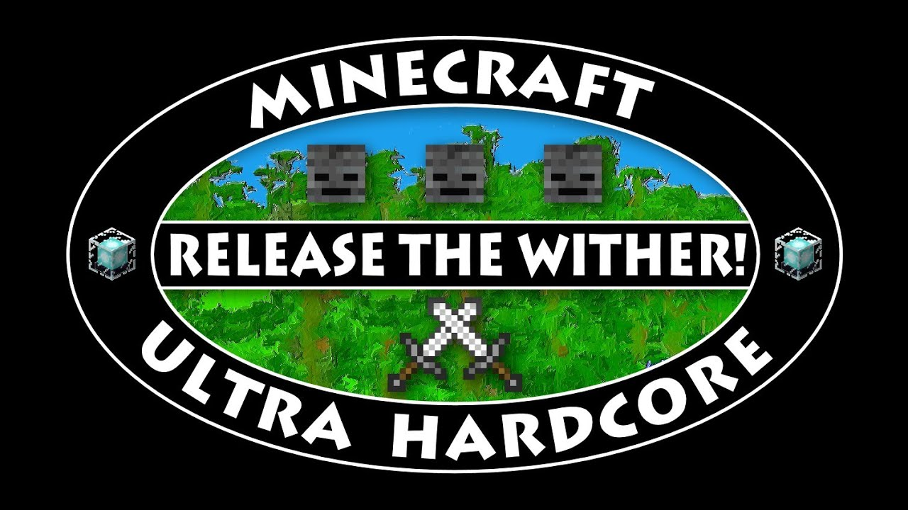 Download UHC Release the Wither! Team Gold Digger Ep7 - Hmmm this is a short