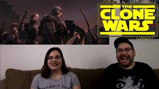 Star Wars: The Clone Wars 7x1 THE BAD BATCH - Reaction / Review