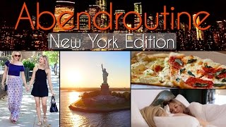 ABENDROUTINE - NEW YORK Edition mit Dfashion - TheBeauty2go