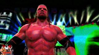 What if Triple H had his MY TIME theme song in WWE