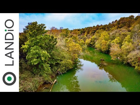 SOLD by LANDiO : 3 5 Acre Riverfront Wooded Homesite along