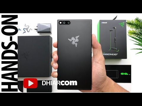 Download Youtube: Unboxing Razer Phone Indonesia, Pertama!