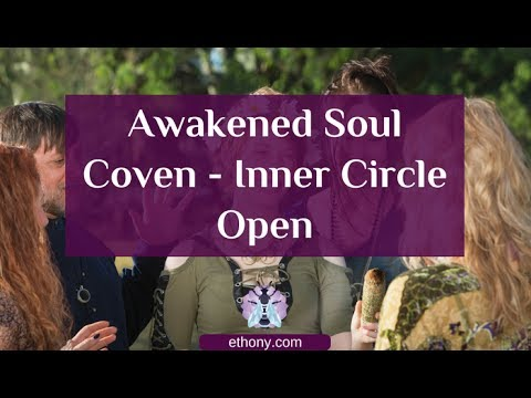 Awakened Soul Coven Inner Circle - Open - Free First Month