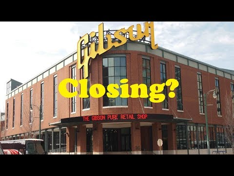 EVEN MORE Bad News for Gibson Guitars...PLUS Viewer Mail Opening!