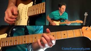 Abracadabra Guitar Lesson - Steve Miller Band