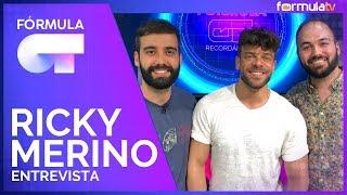 Ricky Merino presenta