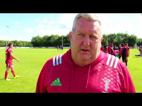 John Kingston post Bristol Rugby
