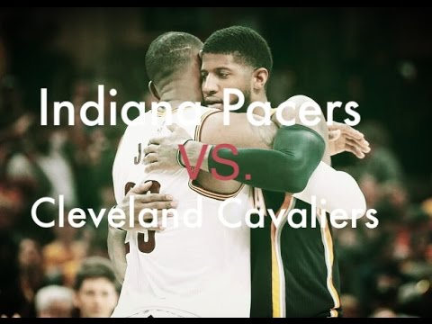 The Cavs flipped the switch???  Pacers vs. Cavaliers Game 1 (2017)