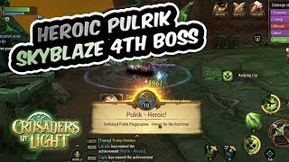 Pulrik Skyblaze Heroic 4th Boss