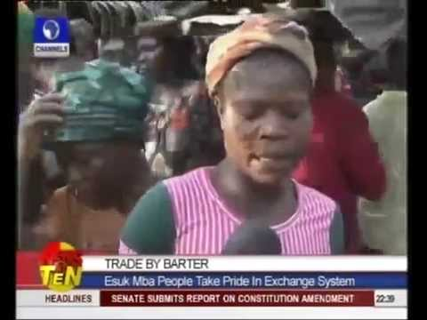Meet Calabar Community That Practices Trade By Barter