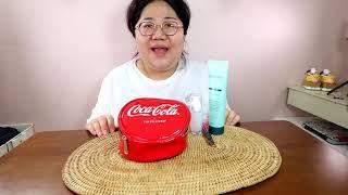 한여름 선크림 하나로 끝내는 화장 (이마라인, 눈썹 정…