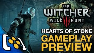 The Witcher 3 DLC Hearts Of Stone Gameplay Impressions: Is It Good?