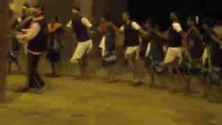 Warli Dancers - Maharastra State, India