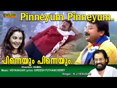 Pinneyum Pinneyum Lyrics - Krishnagudiyil Oru Pranayakalathu Malayalam Movie Songs Lyrics