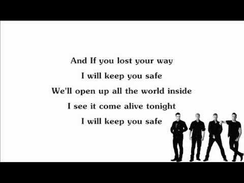 westlife-safe 2010 (Lyrics) HQ