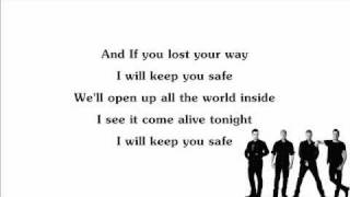 westlife-safe 2010 (Lyrics) HQ