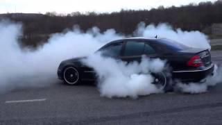 E 6.3 Drift (Дрифтинг на федеральной трассе)
