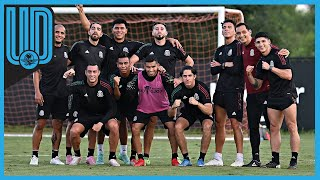 La Selección Mexicana enfrentará mañana en semifinales de Copa Oro a Canadá; la otra llave es el duelo entre Estados Unidos y Qatar