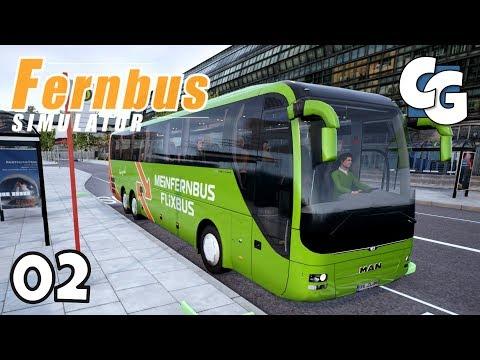 Fernbus Coach Simulator - Ep. 2 - Turbo Coach - Fernbus Simulator Gameplay