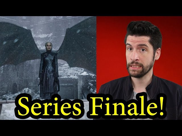 Game of Thrones: Series Finale - Review