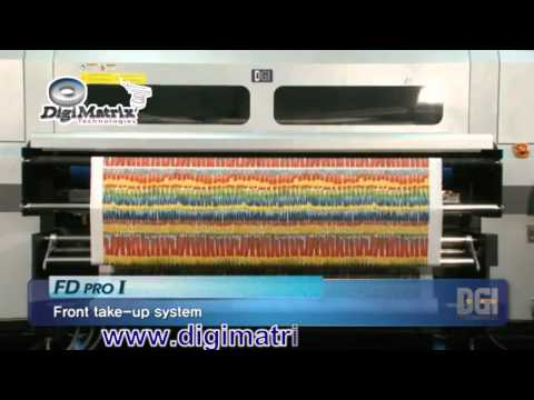 DGI FD PRO I Direct on Fabric Digital Textile Printer