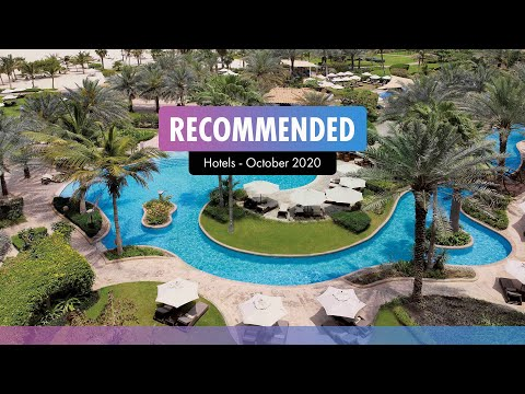 Recommended | Hotels – October 2020