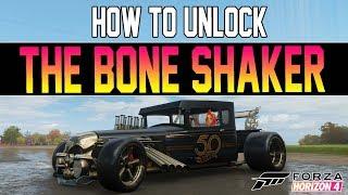 Forza Horizon 4 - How To Get The Hot Wheels Bone Shaker! - Fast Method