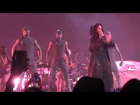 Rihanna Man Down Live Anti World Tour Jacksonville