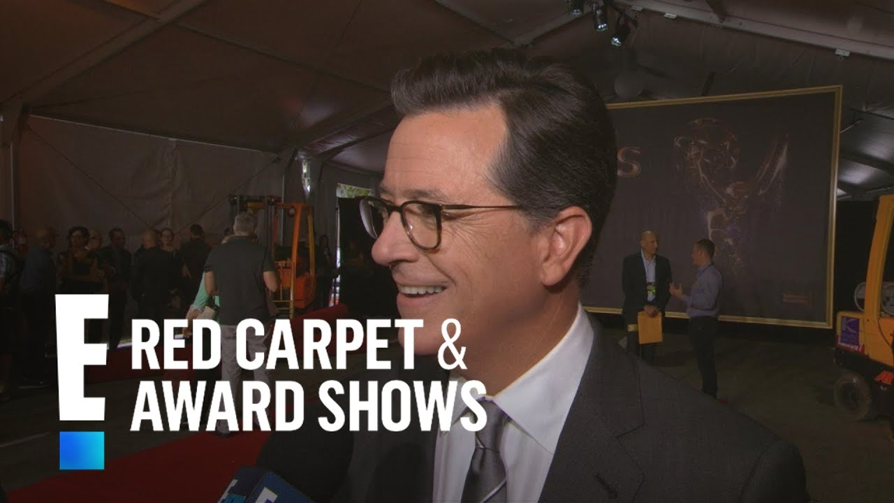 Emmys 2017: Live from the TV awards hosted by Stephen Colbert