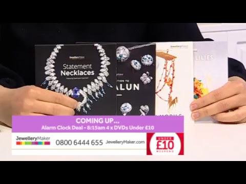 JewelleryMaker LIVE 14/04/18 - 6-10pm