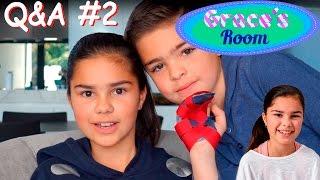 Q&A #2   Grace's Room