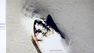 GIANT IN ANTARCTICA DISCOVERED NEAR REMOTE CAVE COMPLEX(!)