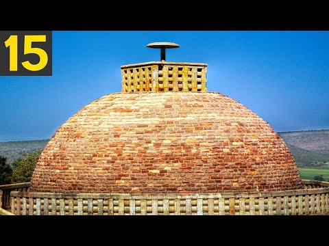 15 INCREDIBLE Ancient Structures