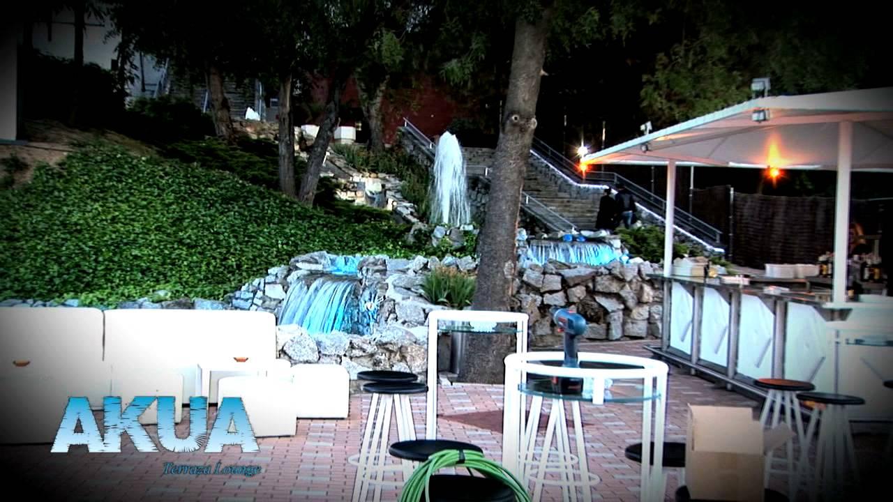Akua Terraza Lounge