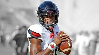 Lamar Jackson ll Nice For What ll Official Louisville Highlights ᴴᴰ