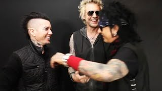 The rise of Sixx:A.M. (full band interview Feb 2016)