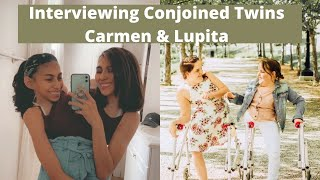 What Life Would be like if We Were Still Conjoined | Featuring @Carmen and Lupita  | Herrin Twins