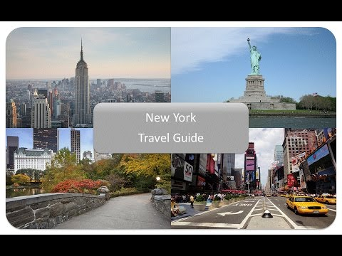Travel Guide: New York City, USA
