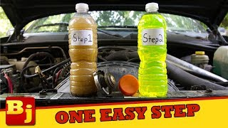 How To Super Flush your Cooling System in One Easy Step - Operation Cheap Jeep