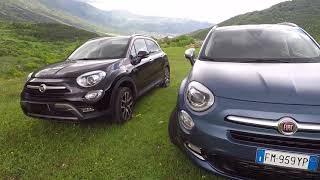 Confronto Fiat 500X Mirror 1.4 Tjet 120CV vs 500X Cross Plus 1.6 Mjt 120CV 2WD