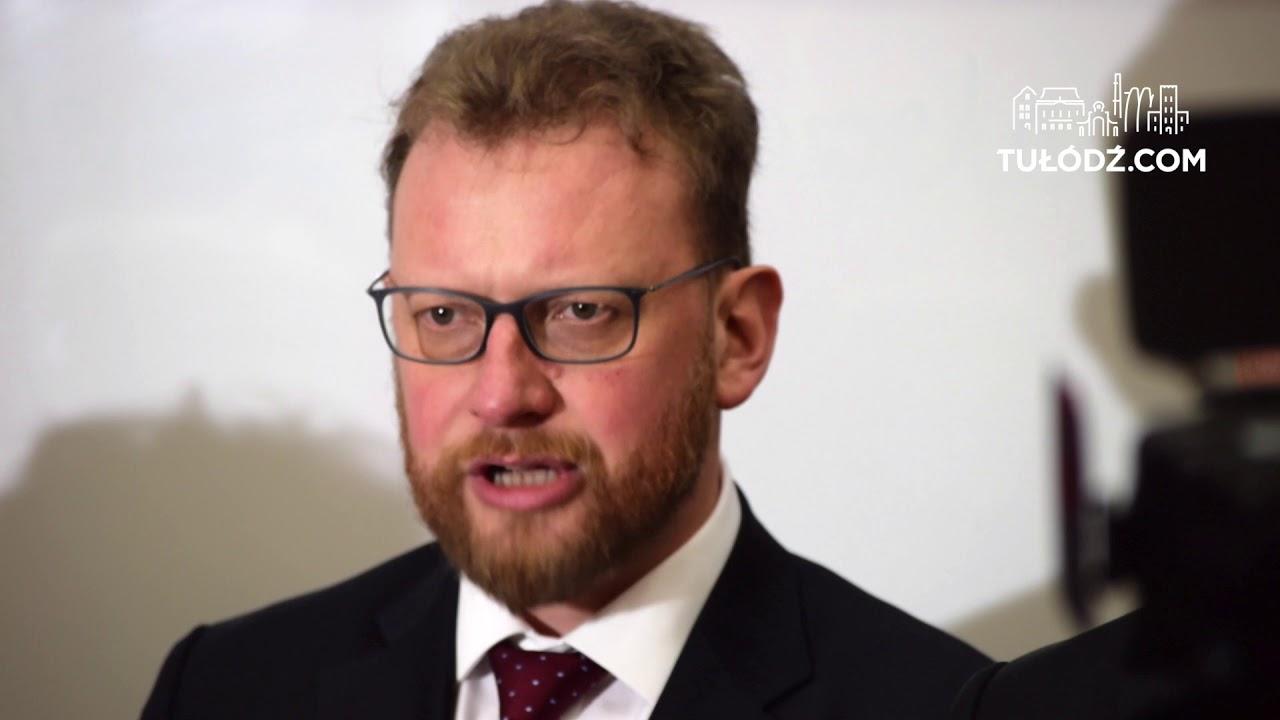 """Minister zdrowia Łukasz Szumowski: """"Sytuacja jest pod kontrolą"""""""