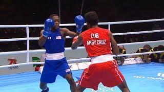 Finals (63kg) CRUZ GOMEZ Andy (CUB) vs DAVIS Keyshawn (USA) World Ekaterinburg 2019
