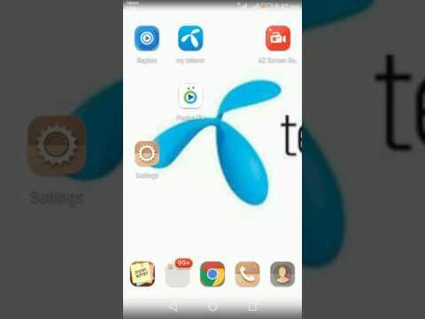 Telenor pocket TV app