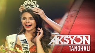 Miss Universe 2018 Catriona Gray, itinuring na 'girl to beat' ng pageant commentators