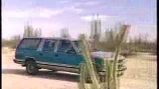 1994 Chevrolet Suburban (México)