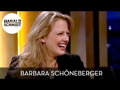 Barbara Schöneberger zu Gast bei Harald Schmidt (2005)